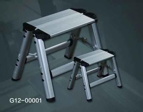 Fabulous Aluminum Work Platform Folding Work Bench Portable Stool Ladder Evergreenethics Interior Chair Design Evergreenethicsorg