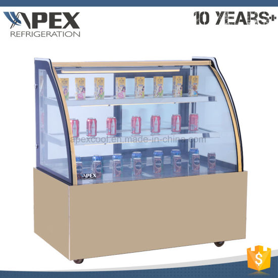 Commerical Bakery Pastry Display Fridge with Ce, Saso pictures & photos