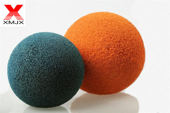Best Price Cleaning Sponge Balls for Concrete Pump Pipe