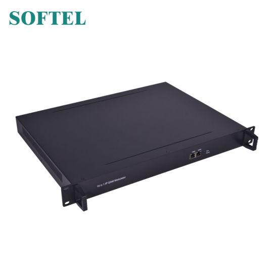 Softel High Quality RF Modulator 16 Channels