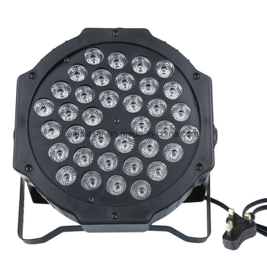 36PCS 1W LED PAR Lights Stage Lighting Effect RGB DMX512 DJ Disco Bar Party Light pictures & photos