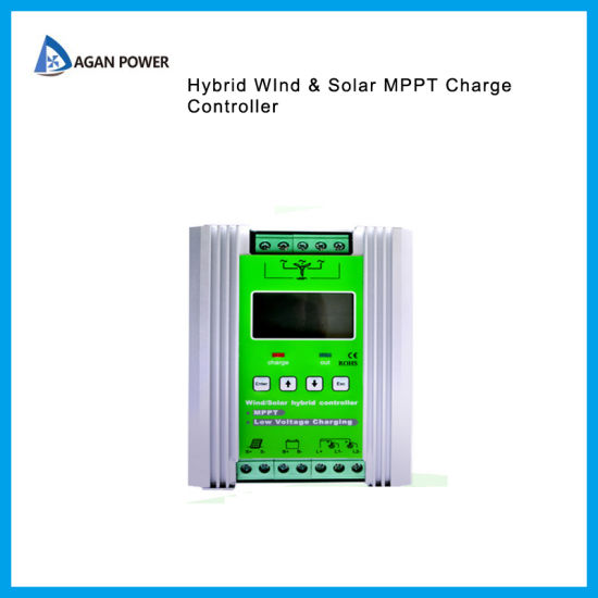MPPT Hybrid Controller for Solar and Wind Energy System pictures & photos