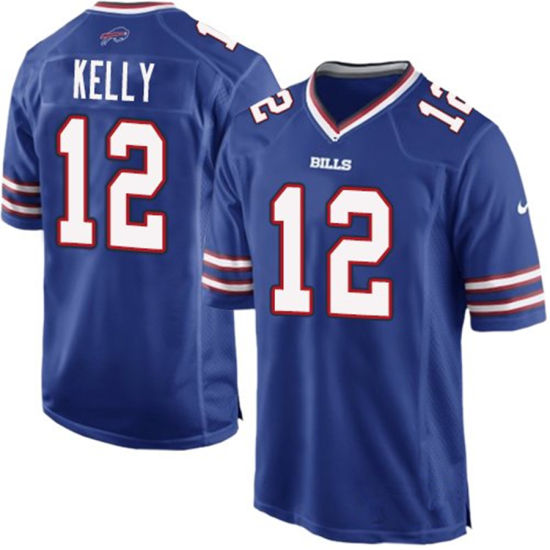 jim kelly youth jersey