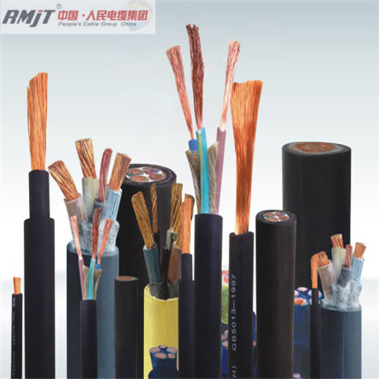 50mm Flexible Copper Core Rubber Cable for Electric Equipment pictures & photos