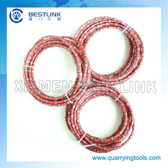 Diamond Saw Wire for Granite and Marble Quarrying pictures & photos