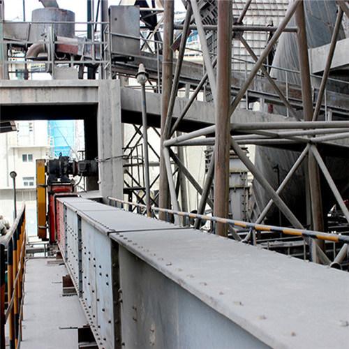 Cement and Urea Fertilizer Chain Scraper Conveyor