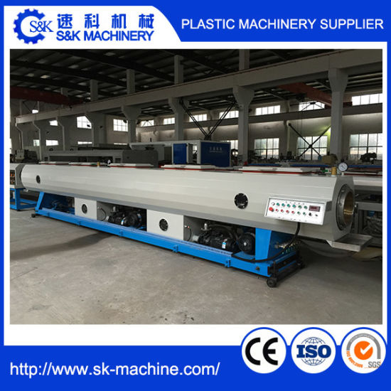 Large Diameter HDPE Pipe Production Line/HDPE Pipe Extrusion Line pictures & photos