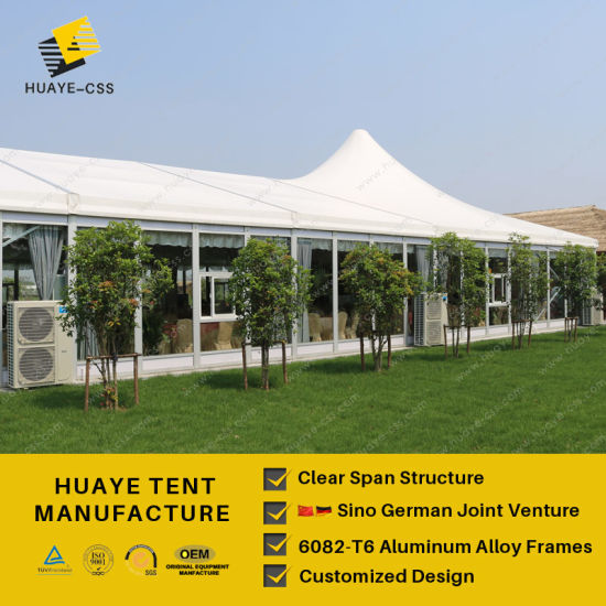 Hot Sale Popular Durable 15m X 20m Marquee Indian Wedding Waterproof Tent Fabric