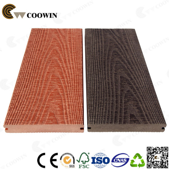 New 3D Decking Good Decking Effect Outdoor Flooring pictures & photos