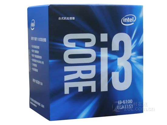 Intel® Core™ I3-6100u Processor (3M Cache, 2.30 GHz)