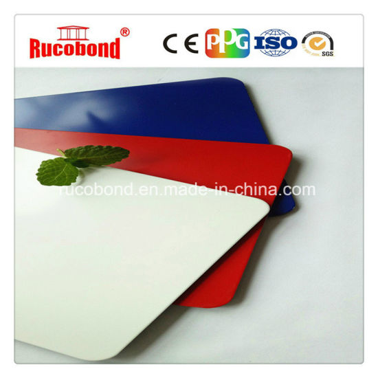 Guangzhou Cladding Wall ACP/Acm Aluminum Composite Panel pictures & photos