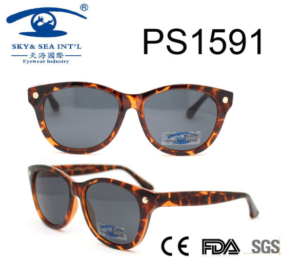 Newest Fashion Vogue Plastic Sunglasses (PS1591) pictures & photos