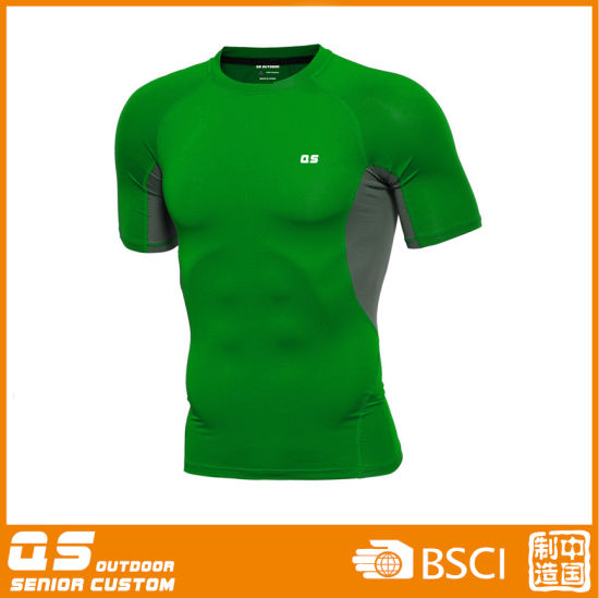 Men's Sports Running Dry Fit T-Shirt