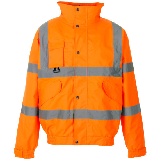 China Wholesale Hi Vis Reflective Safety Jacket for Workwear