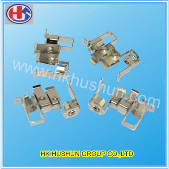 Fabrication of Electrical Contacts, Stamping Part Contactor (HS-BC-0040) pictures & photos