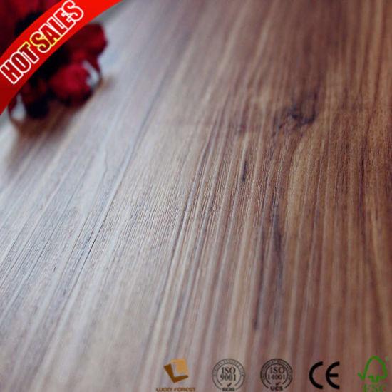 China Cheap Price 4mm 5mm Laminate Flooring Glue Down Vinyl Plank