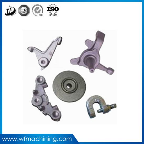 OEM Customized Stainless Steel Forging Shift Fork of Forged Parts pictures & photos