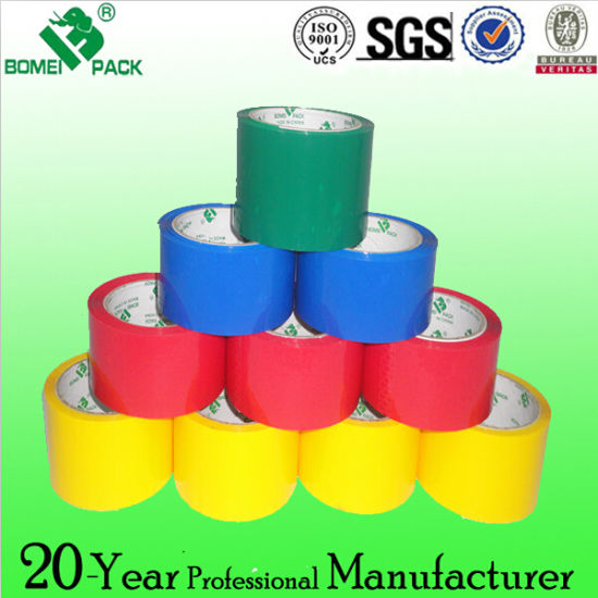Colorful Adhesive Packing Tape pictures & photos