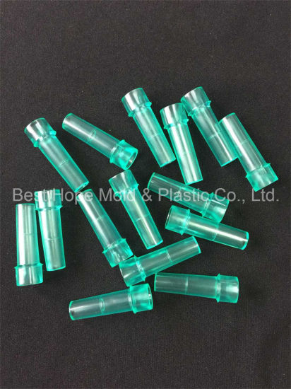 High Precision Oxygen Tube Connector Injection Mould pictures & photos