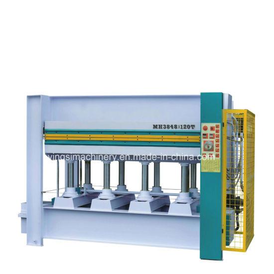 Woodowrking Machine 120 Ton Heat Press Machine