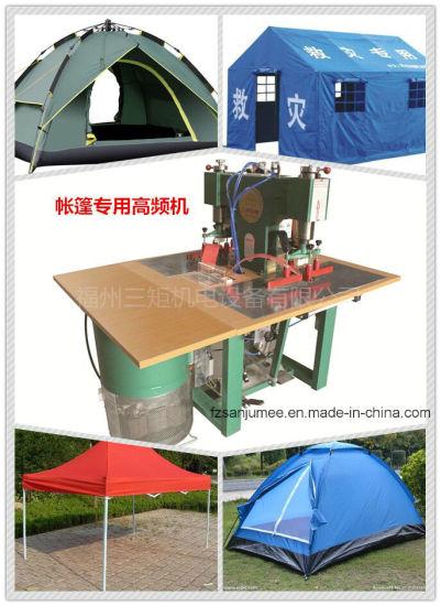 5kw High Frequency Welding Machine for Tent Membrane Structure  sc 1 st  Fuzhou Sanju Mechanical Electrical Equipment Co. Ltd. & China 5kw High Frequency Welding Machine for Tent Membrane ...