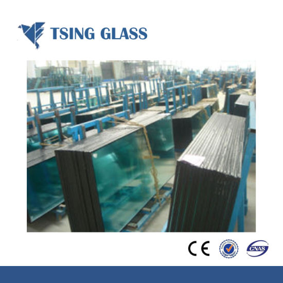 3-19mm Deep Processed Toughened Glass with Round/Flat Polished Edges pictures & photos