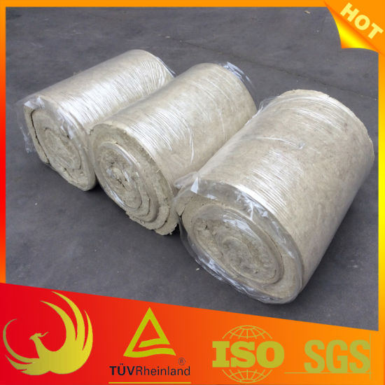Building Material Fireproof Thermal Insulation Rook Woll Blanket pictures & photos