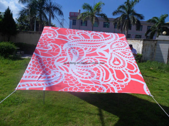 Superior Cotton Printing Beach Sun Tent pictures & photos