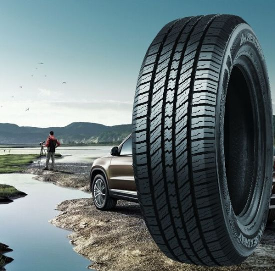Chinese Car Tire with Longlife Car Tire New Material Tire 185/55r15 195/55r15
