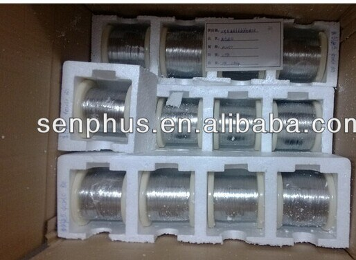 Electric Resistance Alloy Wire Cr20ni80 with Is09001 pictures & photos