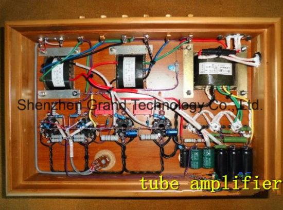 6j8p+EL34 Handmade Single-Ended Tube Amplifier (HF-2)