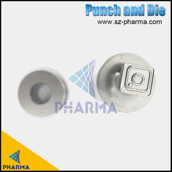 Tdp0 Tablet Press Mould / Single Punch Tablet Press Machine Mold