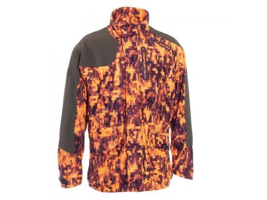 Wholesale Winter Outdoorwear Blaze Camouflage Hunting Jacket