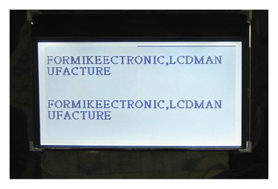 SGD Customized LCM COG+FPC LCD Module Screen
