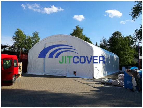 Industrial Engineered Steel Structure Warehouse, Storage Tent (JIT-407021HD)