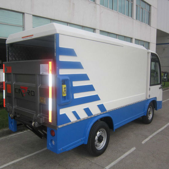 Marshell High Power Lead-Acid Battery Electric Transfer Truck (DT-6) pictures & photos