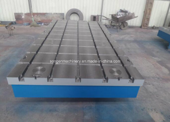 Precision Surface Cast Iron Lapping Plates pictures & photos