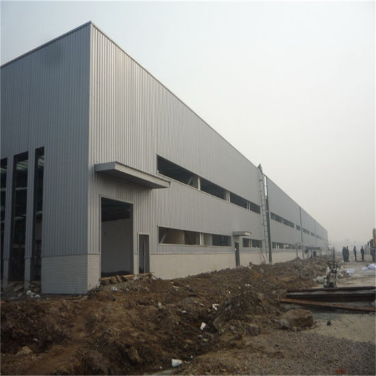 Industrial Shed Design Prefabricated Building Steel Structure Warehouse pictures & photos