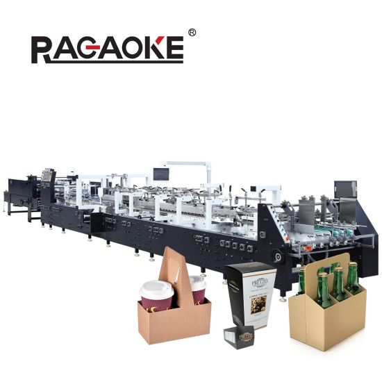 Manual 4 or 6 Corner Corrugated Cardboard Carton Making Machine (GK-1100GS)