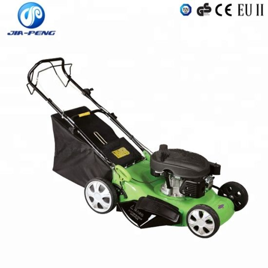 173cc Gasoline Hand Push Self-Propelled Lawn Mower with Ce pictures & photos