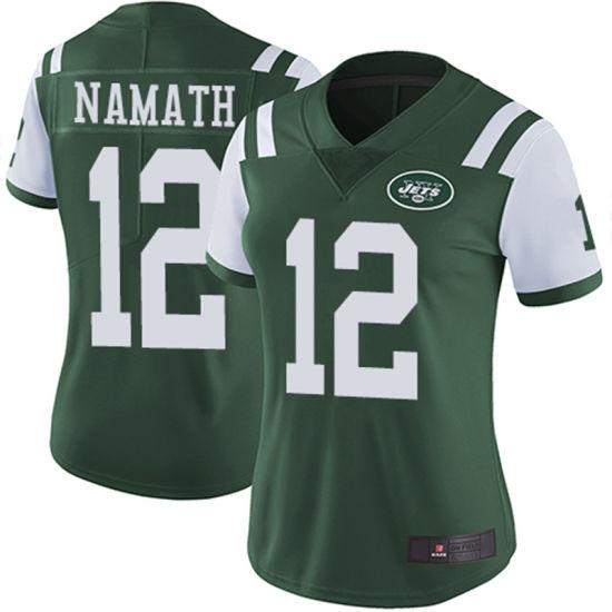size 40 fbb89 c56a9 China New York Joe Namath Matt Forte Darrelle Revis Football ...