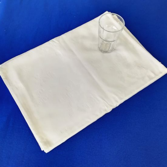 Hotel Tablecloth Vinyl Table Cloth with High Quality