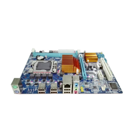 China Hot Sale Fully Tested X58 Chipset LGA 1366 Support DDR3 ATX