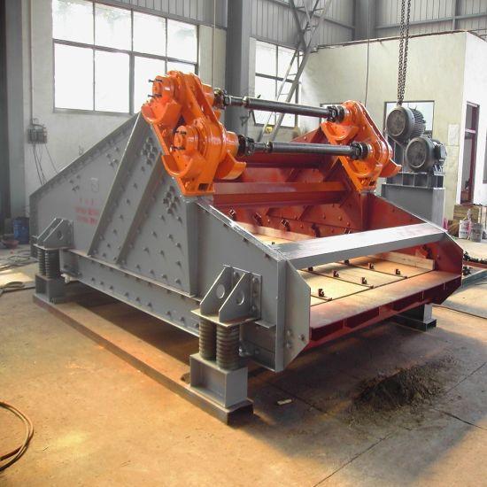 Coal Sand Sieve Shaker Dewatering Screen