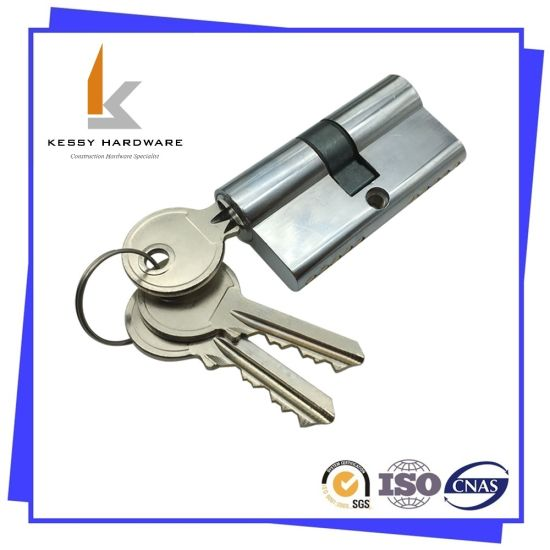 Zinc or Brass Single Open Door Lock Cylinder