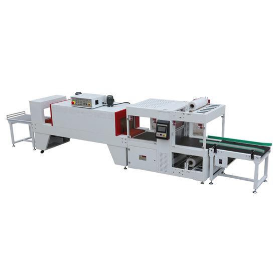 Gh-6030az Fully-Auto Straight Feeding Sleeve Sealer Shrink Packing Machine