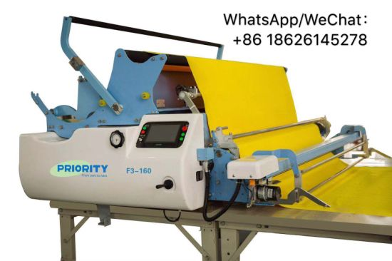 Fully Automatic Cloth Spreading Machine with Ce Certificate (F3-160/190)