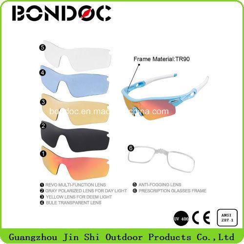 New Design Hot Sale Cheap Sport Glasses