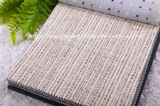 Made in China Wholesale Cheap Price Luxury Fashion Comfortable Feel Jacquard Fabric for Curtain, Table Cloth, Pillow, Cushion etc. Home Textile