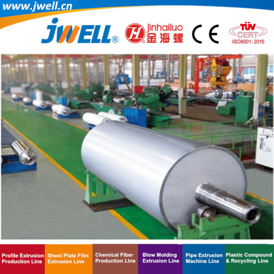 Jwell - Casting Film Roller for Recycling Making Extruder Machine